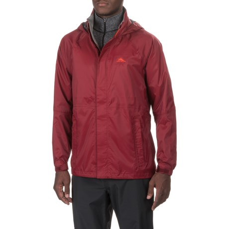 High Sierra Emerson Jacket - Waterproof (For Men) in Brick