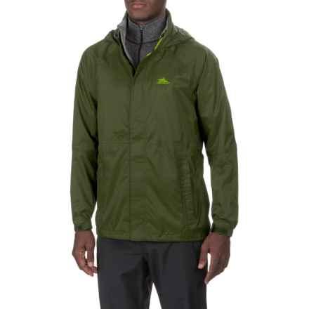 High Sierra Emerson Jacket - Waterproof (For Men) in Moss - Closeouts