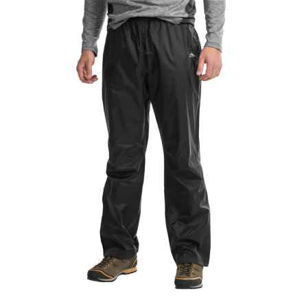 High Sierra Emerson Pants - Waterproof (For Men) in Black - Closeouts