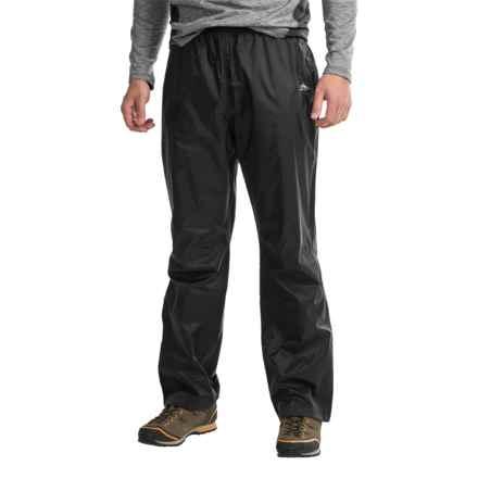 High Sierra Emerson Pants - Waterproof (For Men) in Black - Closeouts