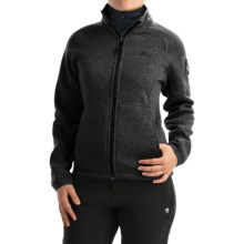 High Sierra Funston Fleece Jacket (For Women) in Mercury - Closeouts