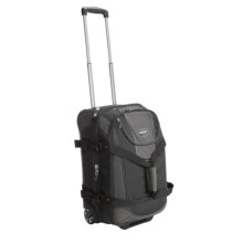 High Sierra Grip Suitcase - Carry-On, Wheeled in Grey - Closeouts