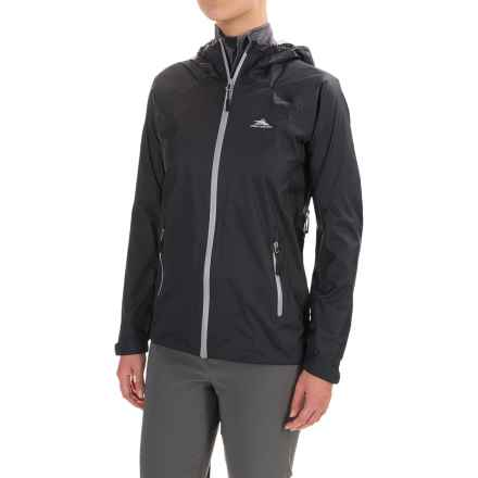 High Sierra Isles Hooded Jacket - Waterproof (For Women) in Black - Closeouts
