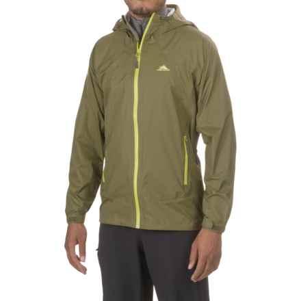 High Sierra Isles Jacket - Waterproof (For Men) in Moss - Closeouts