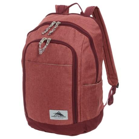 bf169ec84839 High Sierra Jaden 21L Backpack - Save 69%