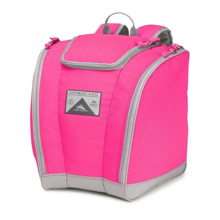 7a5eb872d534a High Sierra Junior Trapezoid Boot Bag (For Little and Big Kids) in Flamingo  Pink