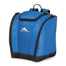 High Sierra Junior Trapezoid Boot Bag (For Little and Big Kids) in Vivid Blue/Black - Closeouts