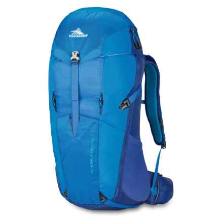 High Sierra Karadon 30L Backpack in Scuba/Sapphire/Pool - Closeouts