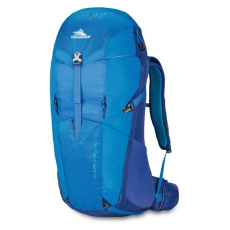 High Sierra Karadon 30L Backpack in Scuba/Sapphire/Pool
