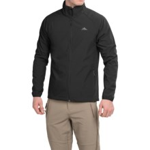 High Sierra Keeler Soft Shell Jacket (For Men) in Black - Closeouts