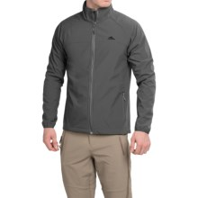 High Sierra Keeler Soft Shell Jacket (For Men) in Mercury - Closeouts