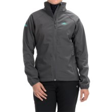 High Sierra Keeler Soft Shell Jacket (For Women) in Mercury - Closeouts