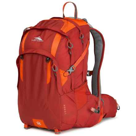 High Sierra Lenok 22L Hydration Pack - 70 fl.oz. in Carmine/Redline - Closeouts