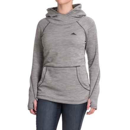 High Sierra Lizze Sweatshirt (For Women) in Ash - Closeouts