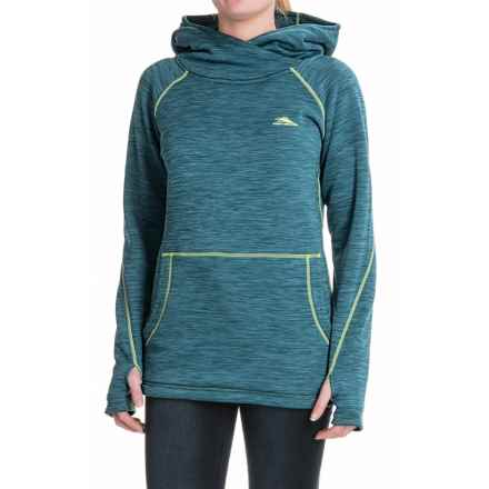 High Sierra Lizze Sweatshirt (For Women) in Lagoon - Closeouts