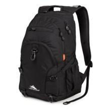 High Sierra Loop Backpack in Black - Closeouts