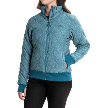 High Sierra Lynn Jacket - Insulated (For Women) in Lagoon - Closeouts