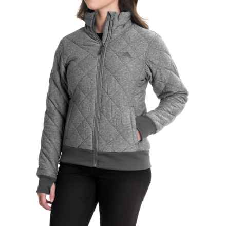 High Sierra Lynn Jacket - Insulated (For Women) in Mercury - Closeouts