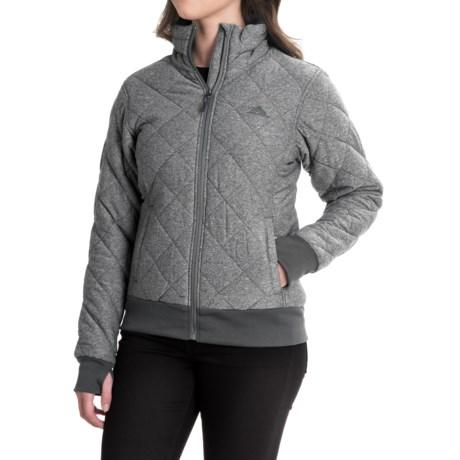 High Sierra Lynn Jacket - Insulated (For Women) in Mercury