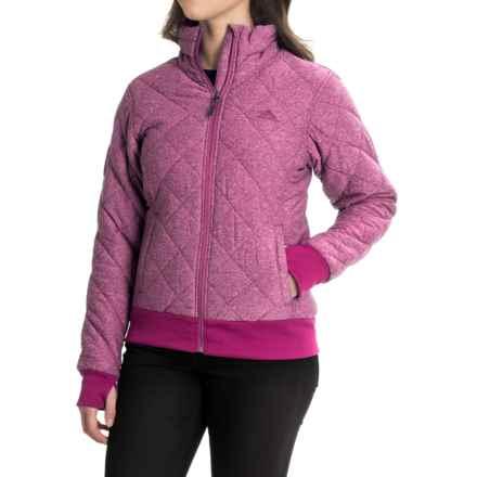 High Sierra Lynn Jacket - Insulated (For Women) in Razzmatazz - Closeouts