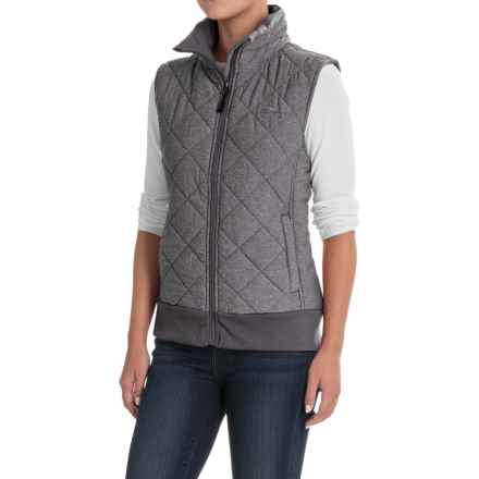 High Sierra Lynn Vest - Insulated (For Women) in Mercury - Closeouts