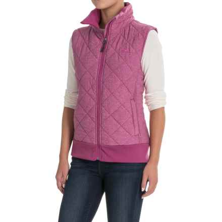 High Sierra Lynn Vest - Insulated (For Women) in Razzmatazz - Closeouts