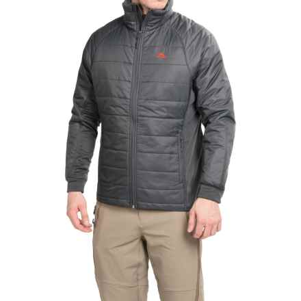 High Sierra Molo Hybrid Jacket - Insulated (For Men) in Mercury - Closeouts