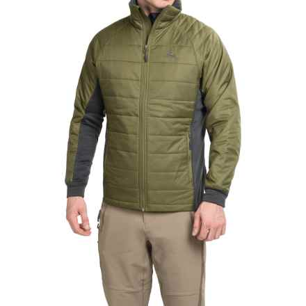 High Sierra Molo Hybrid Jacket - Insulated (For Men) in Moss - Closeouts