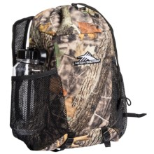 High Sierra Pack-N-Go 2 15L Backpack in a Bottle - BPA-Free in Woodland Shadow - Closeouts