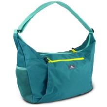 High Sierra Pack-N-Go 26L Yoga Duffel Bag in Sea/Tropic Teal/Zest - Closeouts