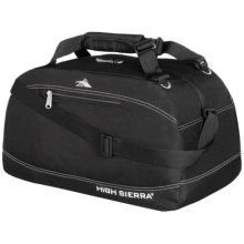 "High Sierra Pack-N-Go Duffel Bag - 30"" in Black - Closeouts"