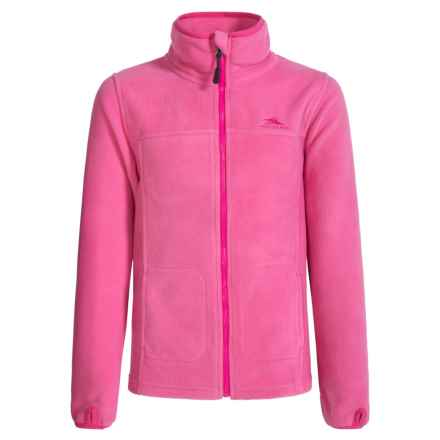 High Sierra Riley G's Jacket (For Little and Big Girls) in Pink Lemonade/Flamingo - Closeouts