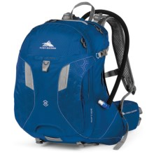 High Sierra Riptide 25 Hydration Pack - 70 fl.oz. in Royal Cobalt/Silver - Closeouts