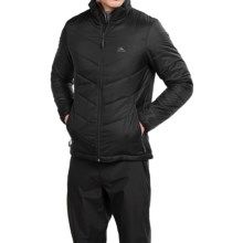 High Sierra Ritter Jacket - Insulated (For Men) in Black - Closeouts