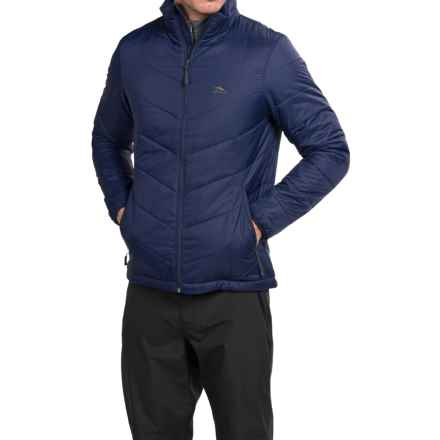 High Sierra Ritter Jacket - Insulated (For Men) in True Navy - Closeouts