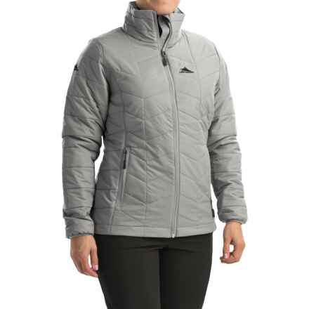 High Sierra Ritter Jacket - Insulated (For Women) in Ash - Closeouts
