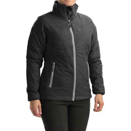High Sierra Ritter Jacket - Insulated (For Women) in Black - Closeouts