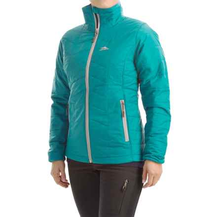 High Sierra Ritter Jacket - Insulated (For Women) in Sea - Closeouts