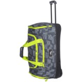High Sierra Rolling Cargo Duffel Bag - 28""