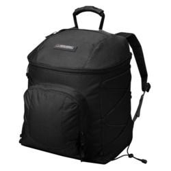 High Sierra Ski Boot Backpack Bag in Black