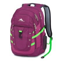 High Sierra Tactic Backpack in Berry Blast/Razzmatazz - Closeouts
