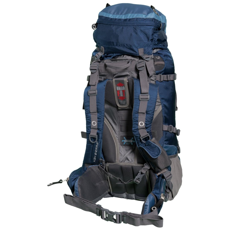 High Sierra Day Backpack- Fenix Toulouse Handball 94c2da0180240