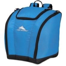 High Sierra Trapezoid Boot Bag in Vivid Blue/Black - Closeouts
