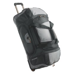 "High Sierra Wheeled Duffel Bag - 30""  in Carbon Grey"