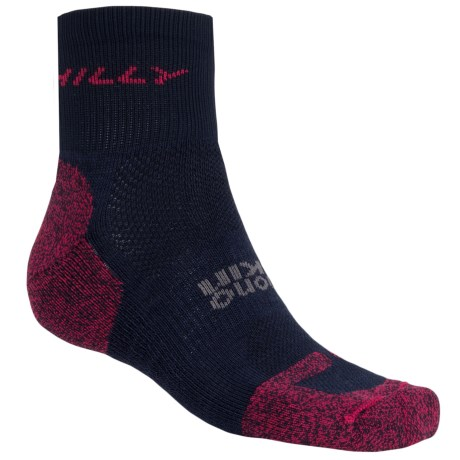 Hilly Off-Road Socks - Merino Wool, Ankle (For Men and Women)