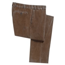Hiltl Dayne Corduroy Pants - Contemporary Fit (For Men) in Brown - Closeouts