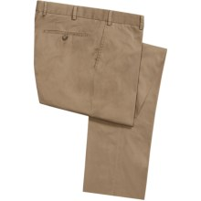 Hiltl Dayne Riviera Raso Pants (For Men) in Khaki - Closeouts