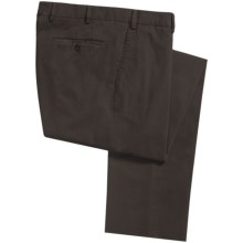 Hiltl Dayne Smartcell Pants (For Men) in Brown - Closeouts