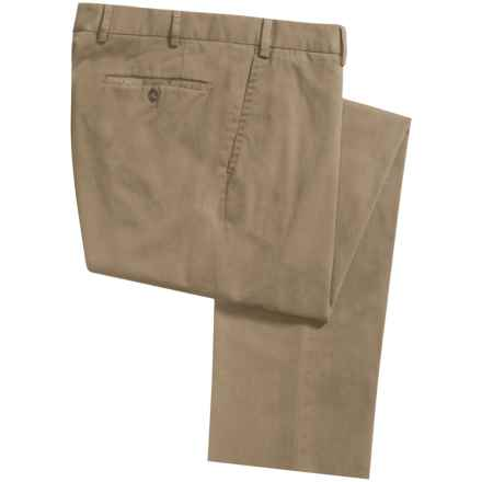 Hiltl Dayne Smartcell Pants (For Men) in Khaki - Closeouts