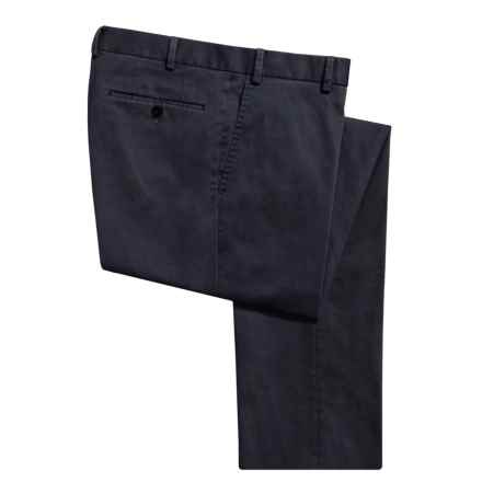Hiltl Dean Pants (For Men) in Dark Blue - Closeouts